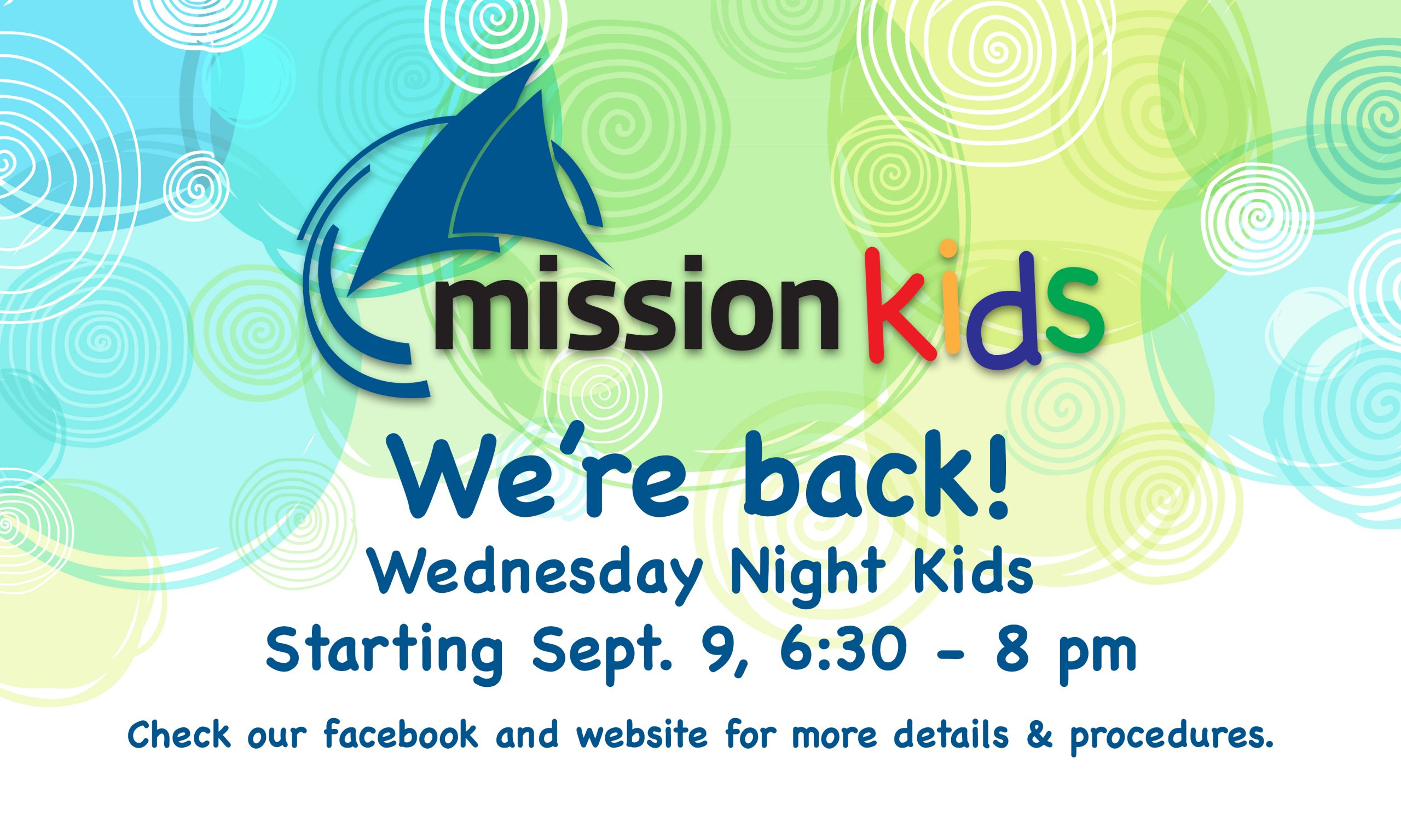 Mission Kids is back Sept. 9