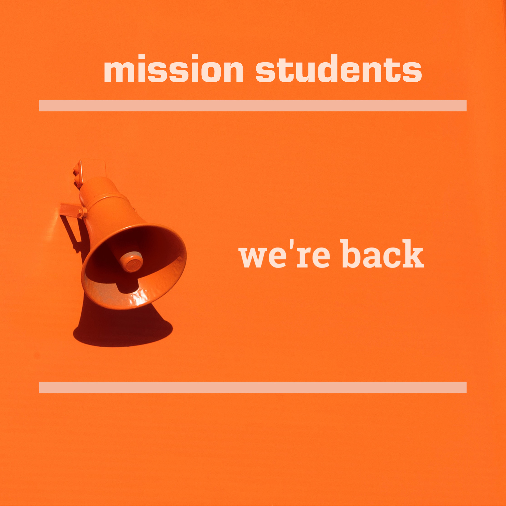 Mission Students